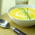 Морковно-чечивичный суп