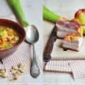 Альпийский чечевичный суп