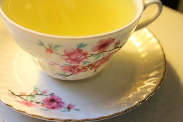 приготовить завтрак | Травяной чай