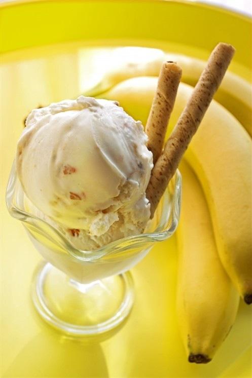 кулинария темы | Банановое мороженое