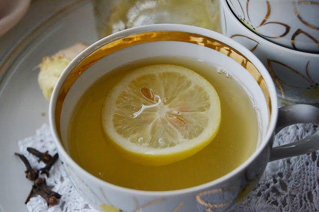 кулинария готовим | Имбирный чай
