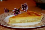 Пирог с айвой