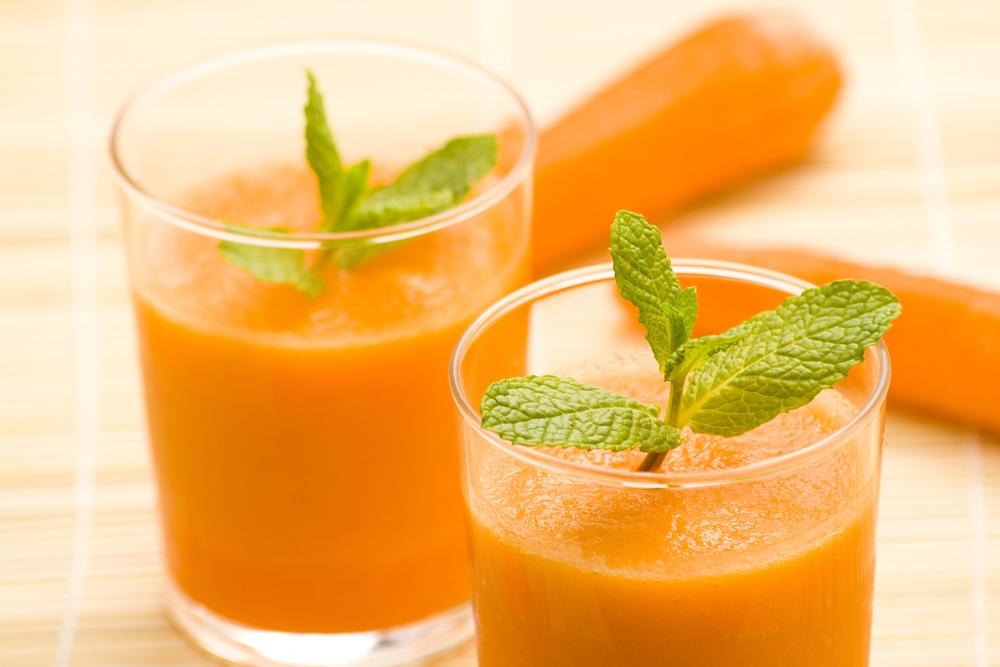 кулинария дома | Смузи: Морковь + лайм