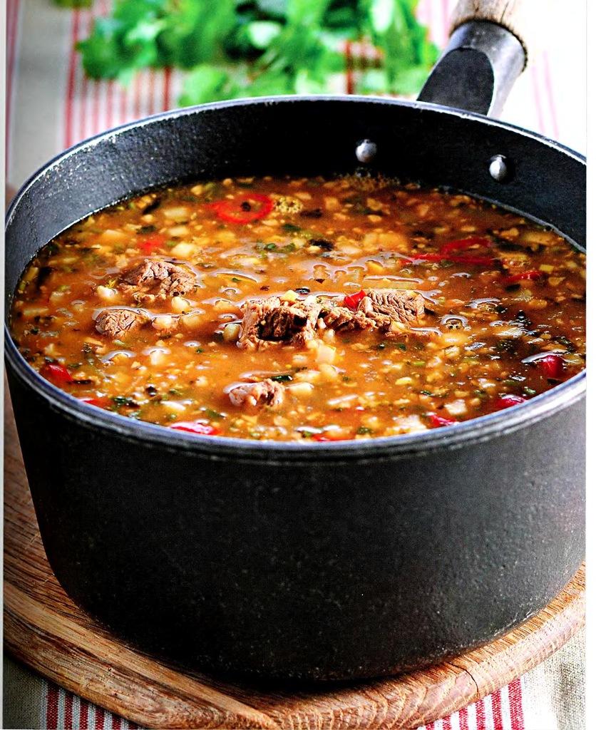 кулинария готовим | Суп Харчо