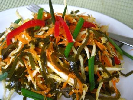 простые рецепты овощных салатов к праздничному столу