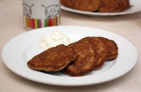 Печеночные оладьи рецепты — просто и