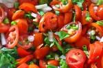 Салат из перцев и помидоров
