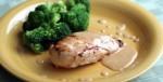 Куриные грудки под французским горчичным соусом
