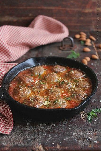 Марокканские мясные шарики