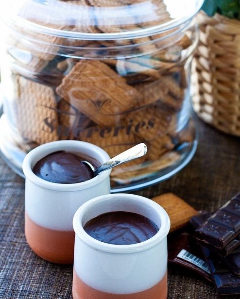 Шоколадные натильяс