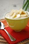Овсянка с медом, корицей и бананом