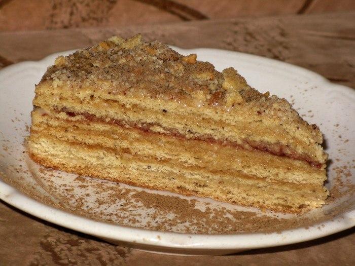 Торт на сковороде рецепты — просто и