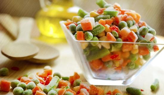 Как замораживать овощи, фрукты, ягоды, зелень, грибы на зиму