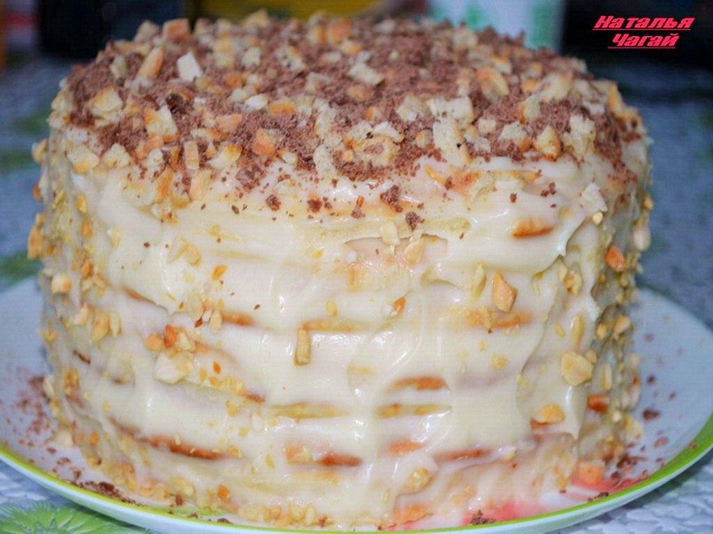 Творожный торт на сковороде рецепты