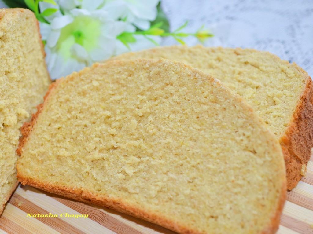 Хлеб ржано - пшеничный на кефире
