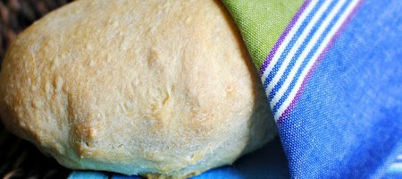 Легкий французский хлеб