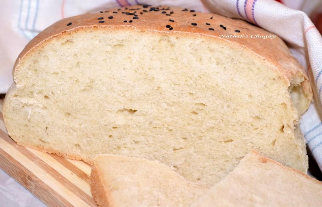 Хлеб на картофельном отваре