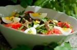 Классический рецепт салата Нисуаз