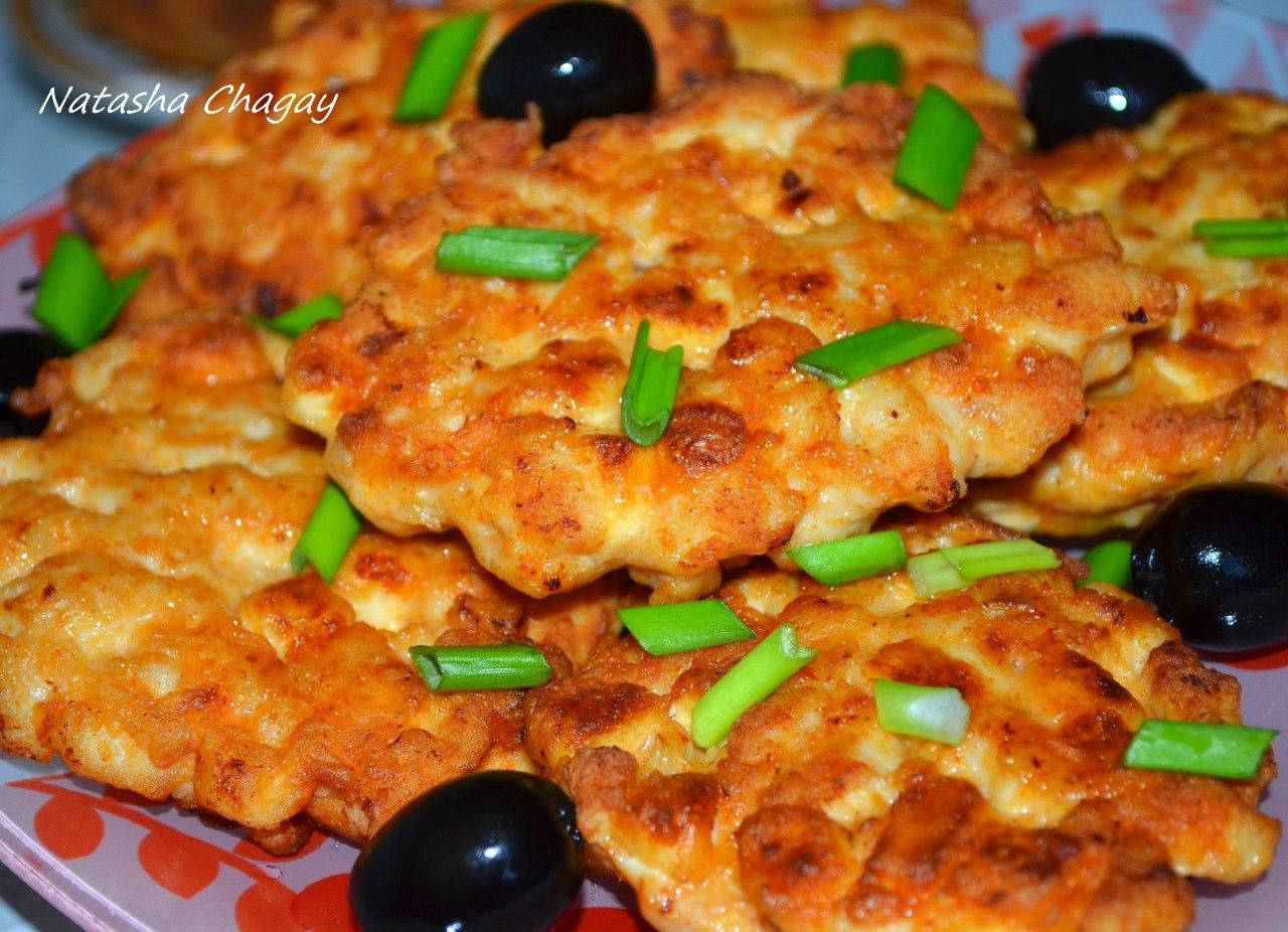 Рецепты котлет из куриной грудки с сыром